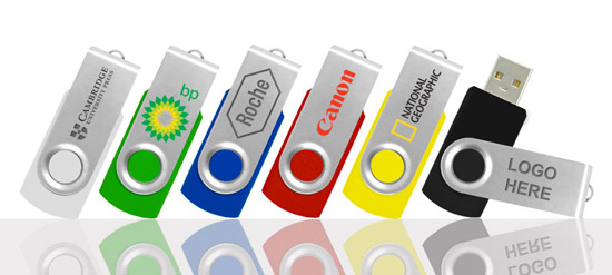 Twister USB Drives