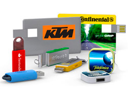 image of usb flash devices for small business
